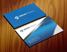 #1095 for business card design by tanvirhaque2007