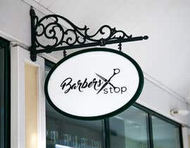 "MaaART tarafından Design a Logo for ""Barbers Stop"" - Barber Supplies, suplier için no 162"