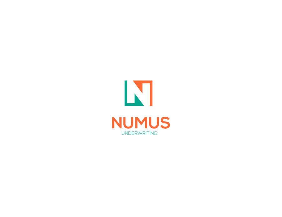 Konkurrenceindlæg #                                        51                                      for                                         Create a logo - Numus Underwriting
