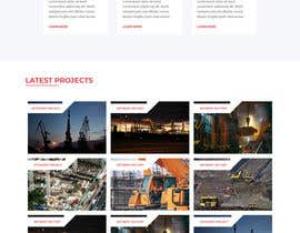 #55 for New website needed for building/construction company by saklan