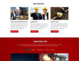 #113 for New website needed for building/construction company by SK813