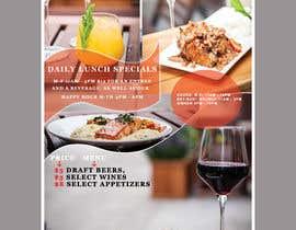 Nro 36 kilpailuun Restaurant Poster Ads käyttäjältä fahim7gfx