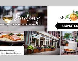 #26 for Billboard Design for a Restaurant by ConceptGRAPHIC
