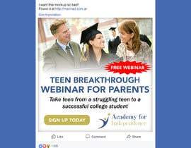 #8 for Teen Breakthrough Webinar Facebook Ads Images by deepakshan