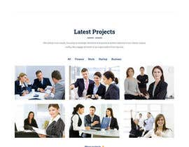 #5 untuk Create a Landing page Personal Website oleh saklan