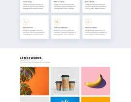 #7 untuk Create a Landing page Personal Website oleh ziaurabdirahman