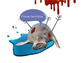 #50 for Graphic Design for Endangered Species - Dugong by Tanisha1810