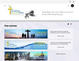 #186 for Banner For New Ministry by Creativekhairul