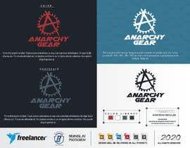 #451 for Anarchy Gear Logo Contest by bpsodorov