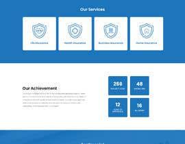 Nro 58 kilpailuun Website Design käyttäjältä amirkust2005