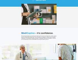 Nro 41 kilpailuun Website Design käyttäjältä BohdanSolovey