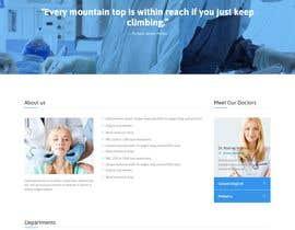 Nro 32 kilpailuun Website Design käyttäjältä mahmudfree4343