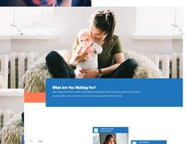 Nro 74 kilpailuun Website Design käyttäjältä rprifat
