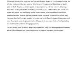#16 для Content writing for a new website от Salwa2019