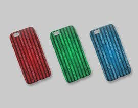 #7 untuk Design an image with three binary chains, so I can put it on an iPhone case oleh iwmdesign