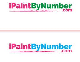 Nro 10 kilpailuun iPaintByNumber.com Logo käyttäjältä sumonhalderf