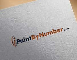 Nro 30 kilpailuun iPaintByNumber.com Logo käyttäjältä mstnazninakhtar