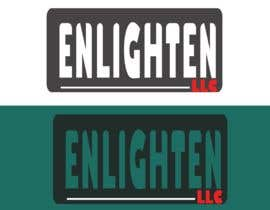 #25 untuk logo for designs to enlighten LLC oleh innovativearea24