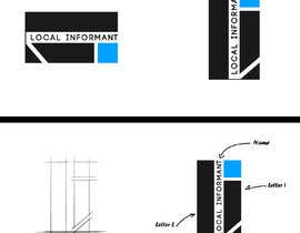 #618 untuk A logo and a graphic for a start up: Local Informant oleh simolamiris