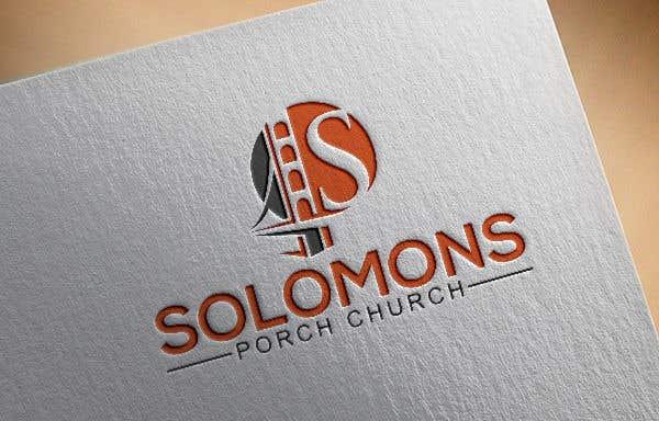 Kilpailutyö #                                        102                                      kilpailussa                                         Logo needed for our Church