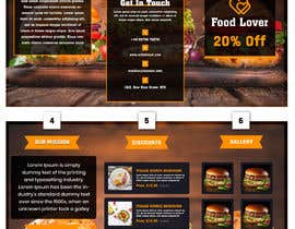 #7 for Build me a restaurant profile by Tonisaha
