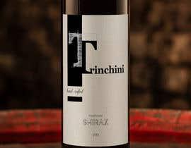 DaveWL tarafından Wine Label  Trinchini için no 214