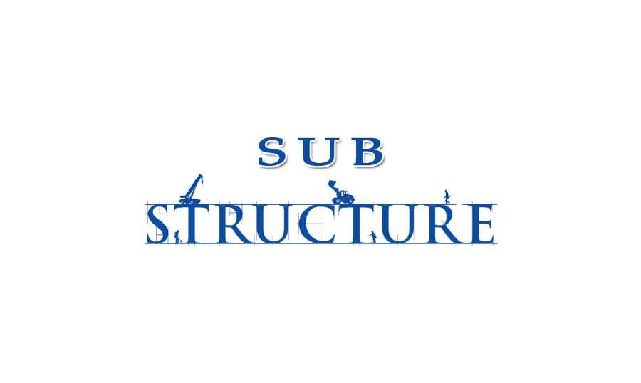 Inscrição nº                                         12                                      do Concurso para                                         Logo Design for New Company - SubStructural