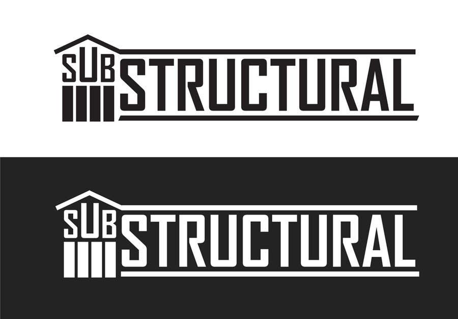 Inscrição nº                                         14                                      do Concurso para                                         Logo Design for New Company - SubStructural