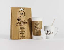 Nro 7 kilpailuun Design a Coffee lable käyttäjältä ahmmedisti35