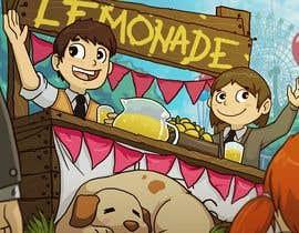 "#7 para ""Market Cap TCG"" Custom Art Wanted! Card Title: ""Lemonade Stand"" por ShernanCMijares"