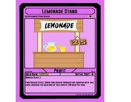 "#5 para ""Market Cap TCG"" Custom Art Wanted! Card Title: ""Lemonade Stand"" por ANAFSHAARIAR01"