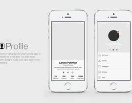 #4 for Design an App Mockup by shahirnana
