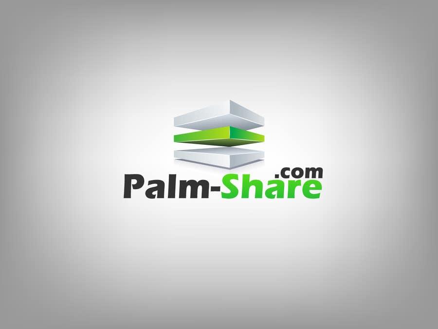 Konkurrenceindlæg #                                        80                                      for                                         Logo Design for Palm-Share website
