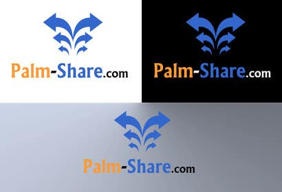 #53 for Logo Design for Palm-Share website by AdityaMalviya