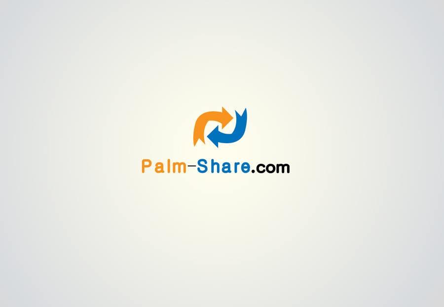 Konkurrenceindlæg #                                        35                                      for                                         Logo Design for Palm-Share website