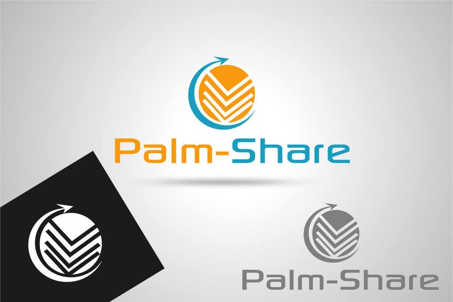 Konkurrenceindlæg #                                        86                                      for                                         Logo Design for Palm-Share website