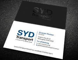 #884 for Design business card by Shuvo2020