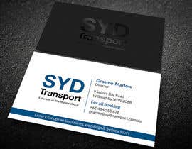 #885 for Design business card by Shuvo2020