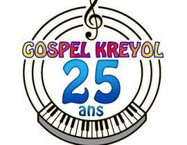 #7 untuk I WANT YOU TO CREATE LOGO FOR 25th ANNIVERSARY OF A CHOIR oleh KaterinaArts