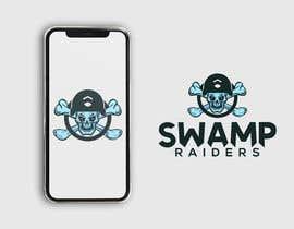 #34 cho Swamp Raiders Logo bởi logoque