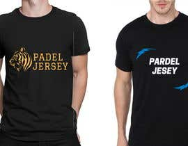 aryan4editing tarafından I need a Graphic Designer for padel jersey için no 24