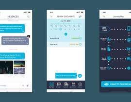 Nro 17 kilpailuun Three Mobile Screens to redesign käyttäjältä j82890