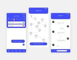 Nro 21 kilpailuun Three Mobile Screens to redesign käyttäjältä uiuxdesignerrr
