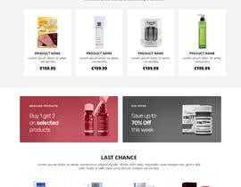 #146 untuk Pharmacy  Retail eCommerce Site Design oleh WebCraft111