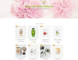 #145 untuk Pharmacy  Retail eCommerce Site Design oleh shamimchy2000