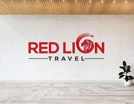 #219 untuk A logo for Red Lion Travel oleh srsohagbabu21406