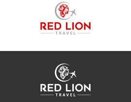 #215 untuk A logo for Red Lion Travel oleh hazzazali4