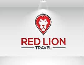 #210 untuk A logo for Red Lion Travel oleh rabiul199852