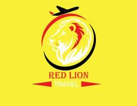 #217 untuk A logo for Red Lion Travel oleh khrabby9091