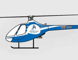 #23 for design for an small helicopter af Jswanth